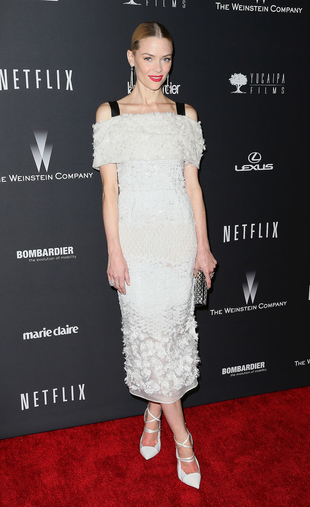Jaime King at the Netflix Golden Globes Afterparty
