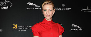 A Winning Tea Party With Cate Blanchett!