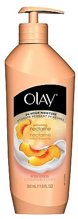 Want a moisturizer that doesn't smell like a moisturizer? Reach for Olay Body Lotion in Refreshing Nectarine ($5), which has a yummy scent with all the hydration benefits.
