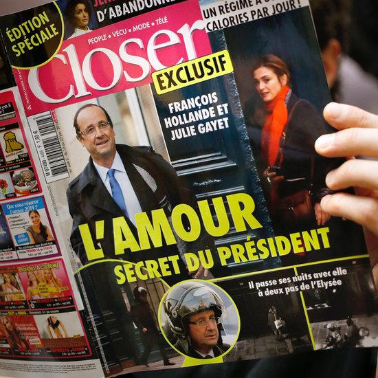 Francois Hollande Affair