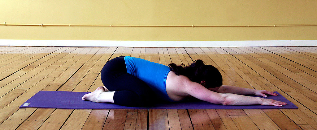 The Best Before-Bed Yoga Sequence For Slumber
