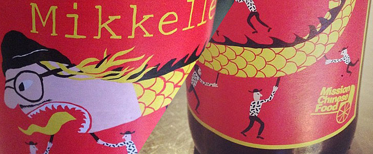 Mission Chinese Food Now Has Its Own Beer