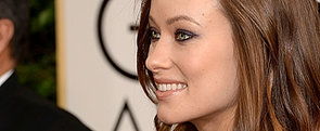 How to Get Olivia Wilde's Smouldering Smoky Eyes From the Globes