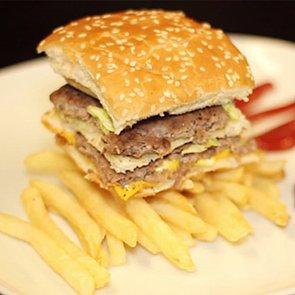 Gourmet Big Mac