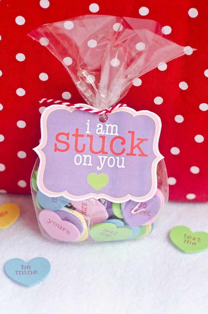 I Am Stuck on You