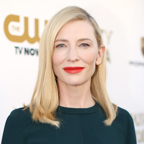 Cate Blanchett Pictures at 2014 Critics Choice Awards