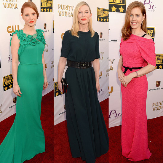 Red Carpet Report: The Best Looks at the Critics' Choice Awards