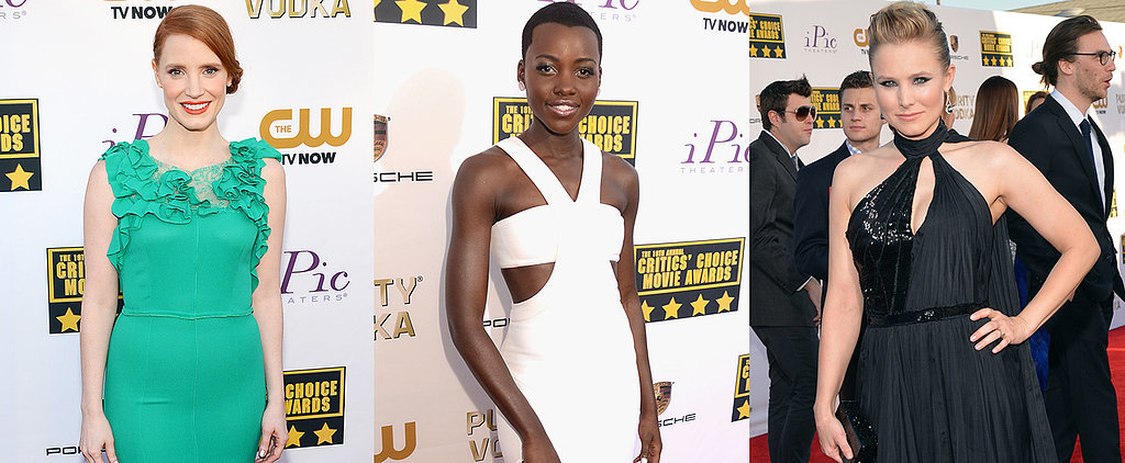 Vote on the Chicest Critics' Choice Awards Looks Here!