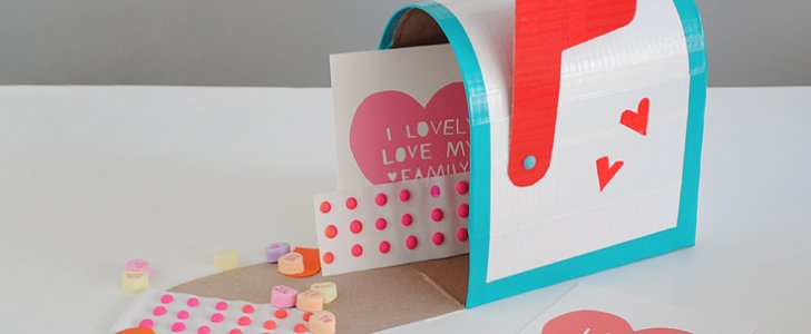 Share the Love With These 20 Valentine Mailboxes