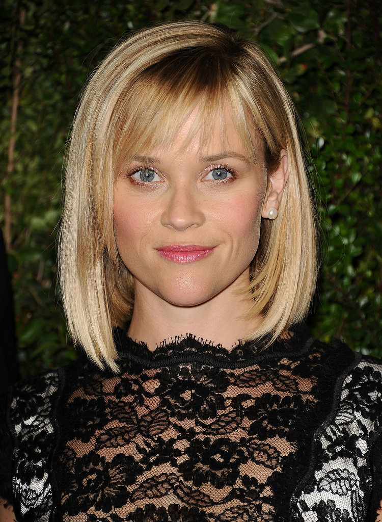 Reese Witherspoon is one of Hollywood's most quintessential blondes, and she lets her color shine with a good mix of honey-blond highlights.