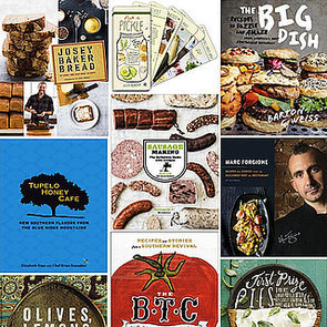 2014 Spring Cookbooks