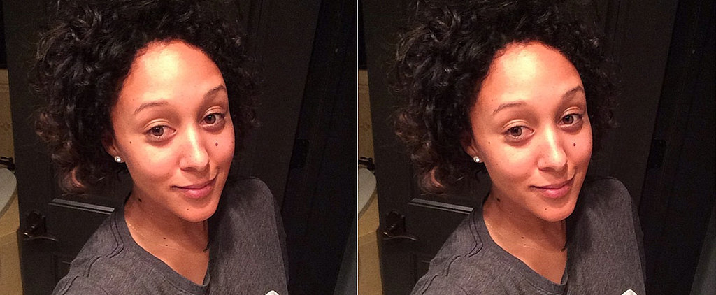 Why Tamera Mowry Went Naturally Curly