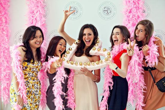 How to Throw a Movie-Themed Bridal Shower