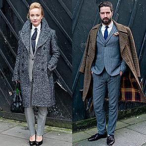 Men's Fashion Week 2014 Street Style | Shopping