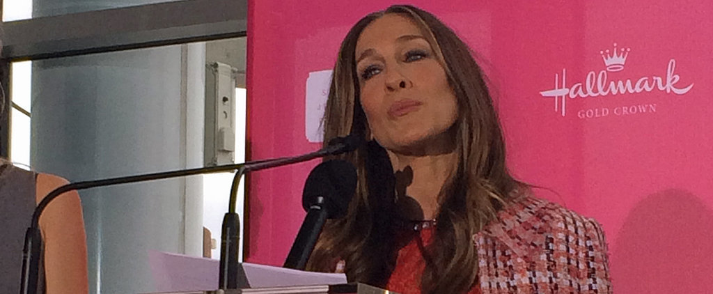 Why Sarah Jessica Parker's Kids Won't Be Handing Out Store-Bought Valentines This Year