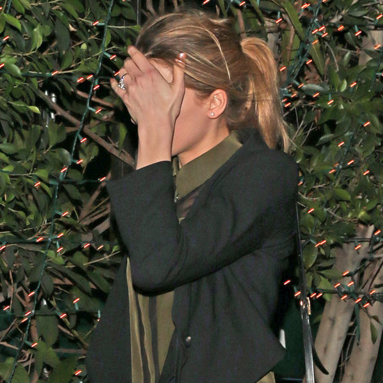 Is This Amber Heard's Engagement Ring?