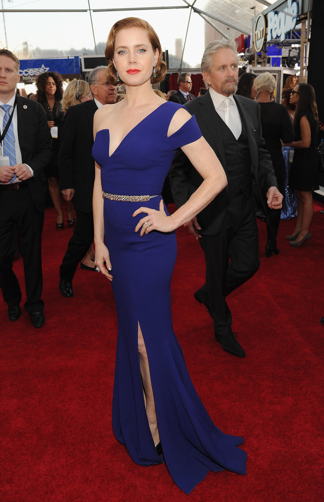Amy Adams at the SAG Awards 2014