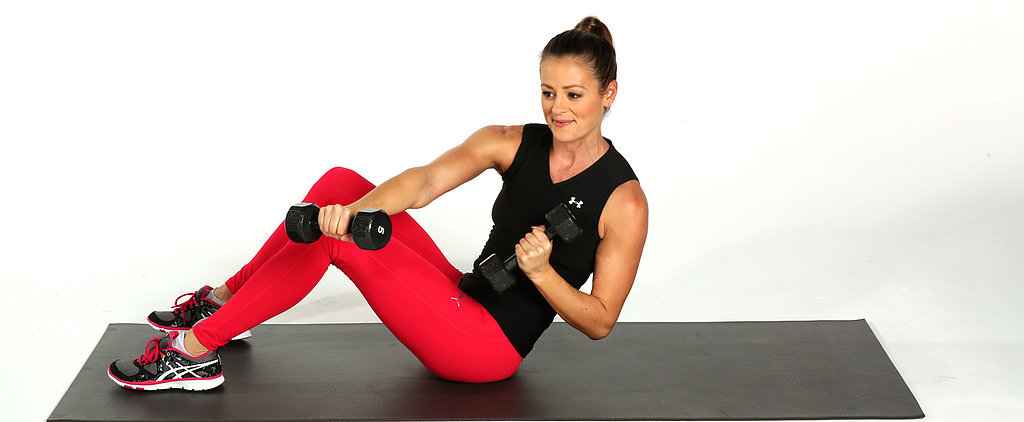 Jump, Twist, Lift: Calorie-Torching Workout