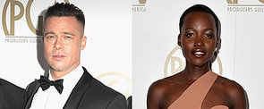 Brad, Lupita and Leo Dazzle on the Producers Guild Awards Red Carpet