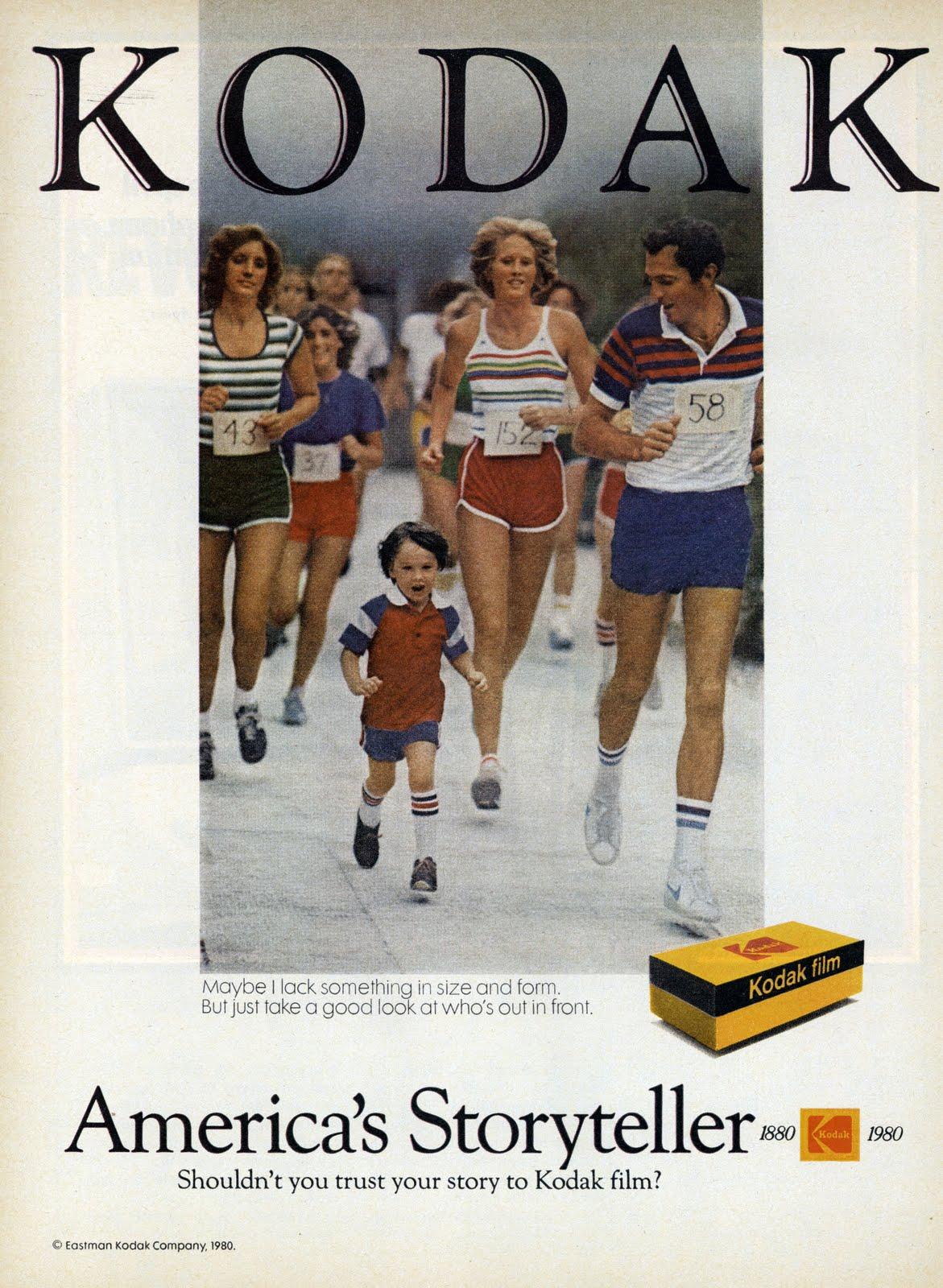 Run, little guy, run.