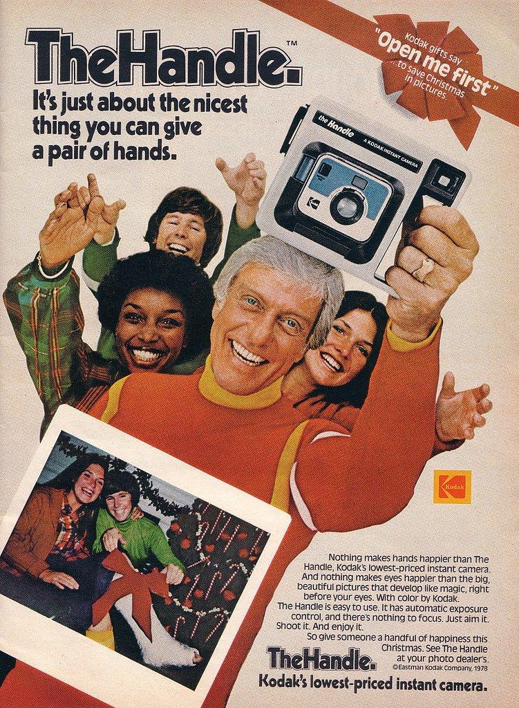 Dick Van Dyke + Kodak = gold.