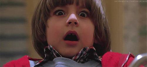 When You Drop Your Phone and Have to Turn It Over to See If the Screen Cracked