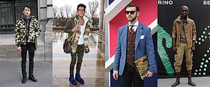 Menswear Monday: Camouflage Is Everywhere! Or Is It?