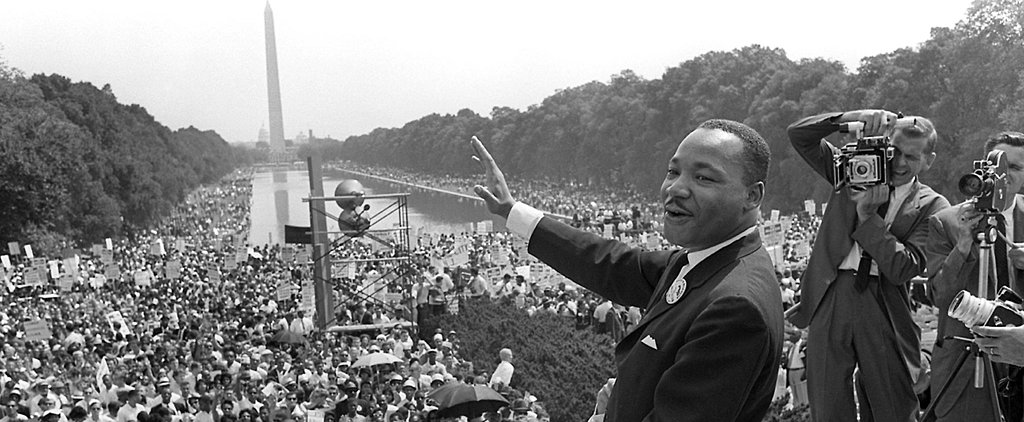 Re-Live Martin Luther King Jr.'s Most Famous Speeches