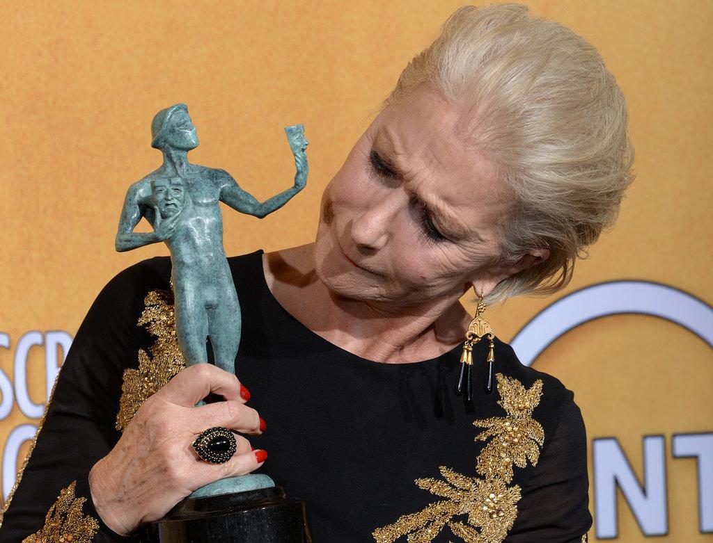 18. Helen Mirren Tells Us What We Already Know