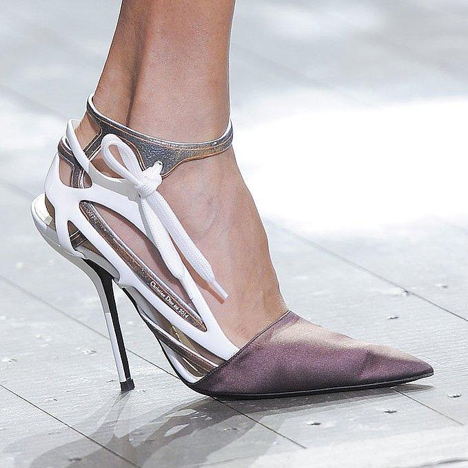 Shoe Trends Spring 2014