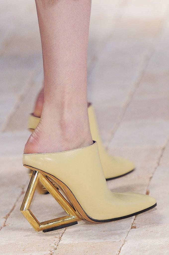 Mules: Céline Spring 2014