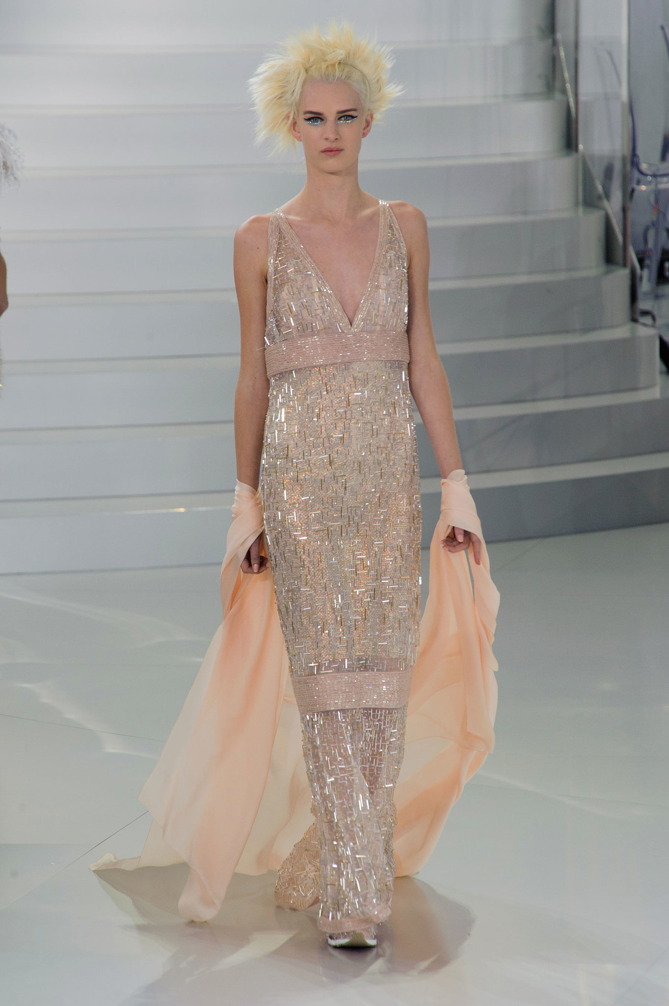 Chanel haute couture spring 2014 karl lagerfeld gets for 2014 haute couture