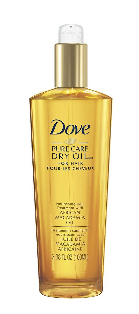 Dove Pure Care Hair Oil