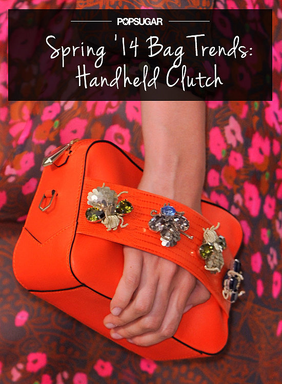 Spring Bag Trend No. 6: Handheld Clutch