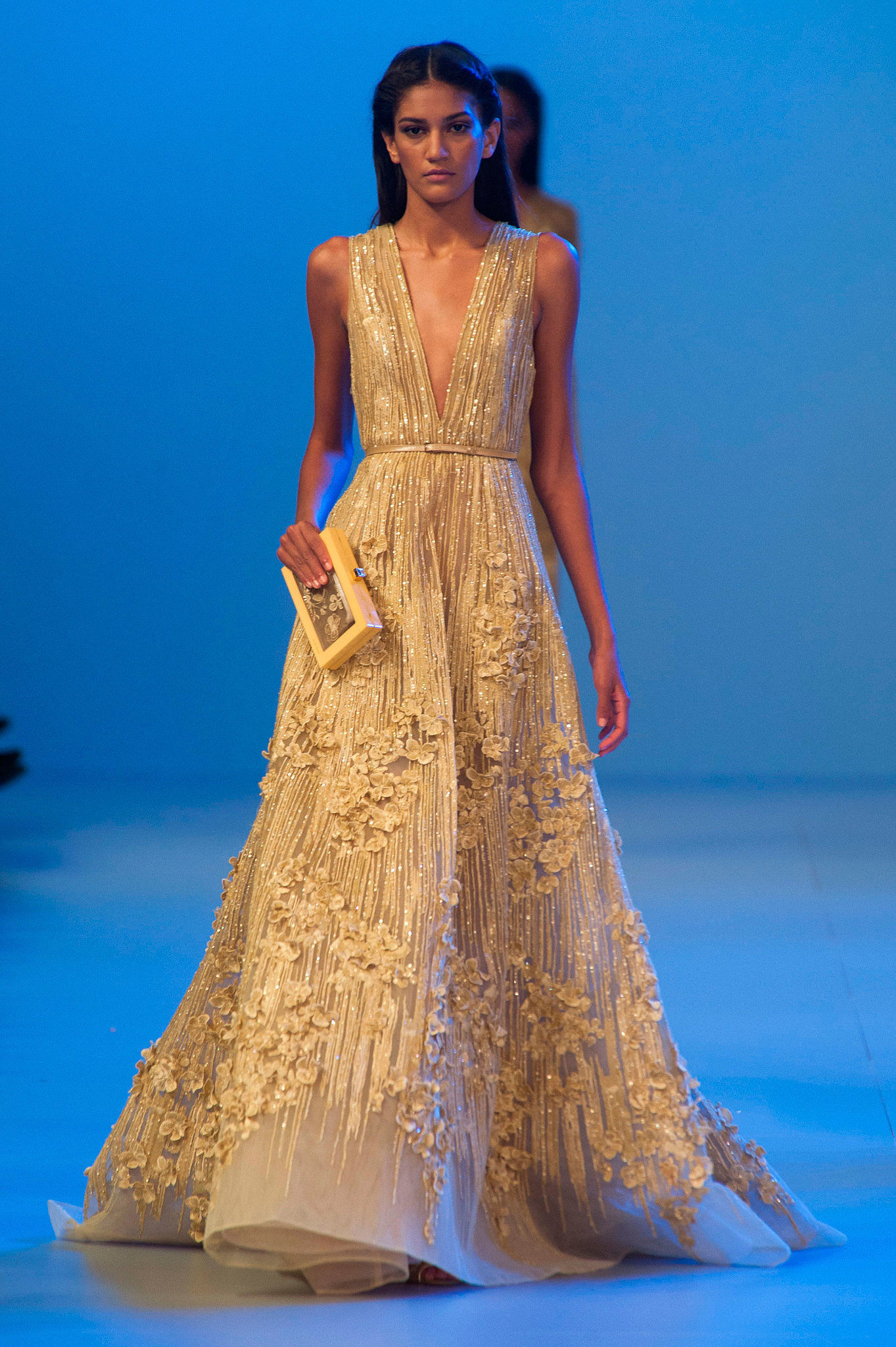 Elie saab haute couture spring 2014 we bet you one of for Haute couture clothing