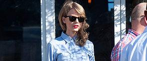 Taylor Swift Appreciates a Good Fashion Pun