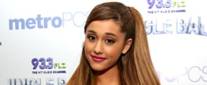 Ariana Grande Explains Her Choice to Wear a Weave