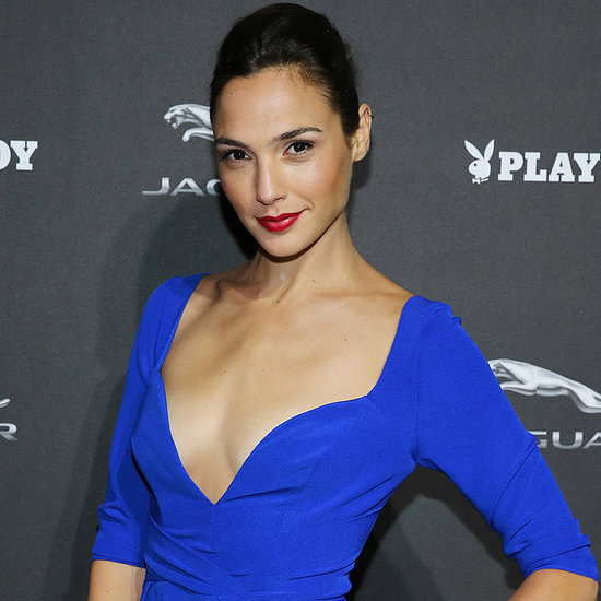 We'll Be Seeing a Lot of Gal Gadot as Wonder Woman