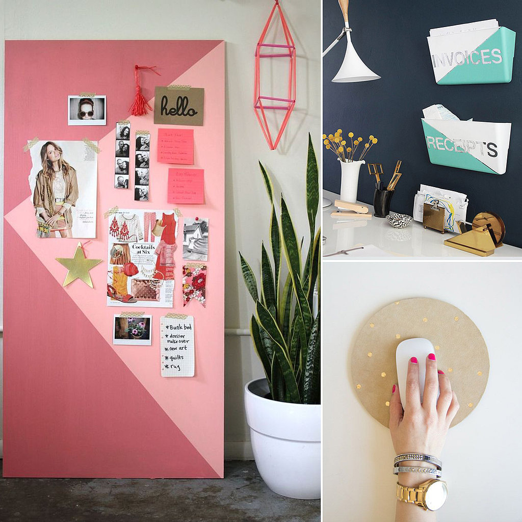 Office DIY Projects POPSUGAR Home