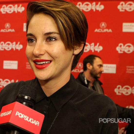 Shailene Woodley 2014 Sundance Interview
