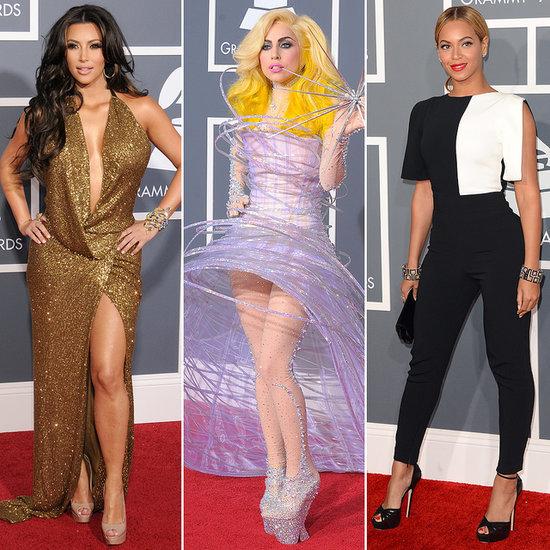 Iconic Grammys Dresses