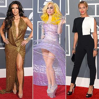 Tenues les plus folles des Grammy Awards