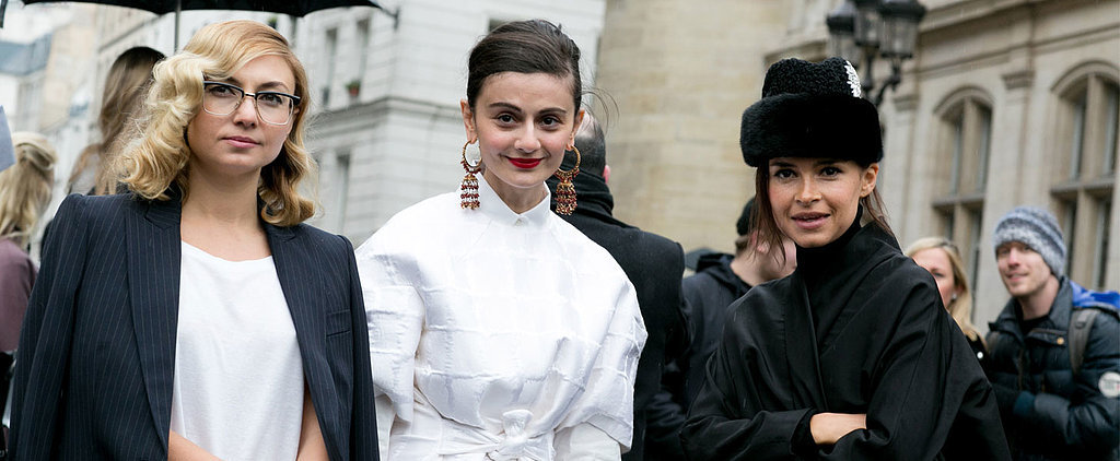 See the Street Style Magic From Couture Fashion Week
