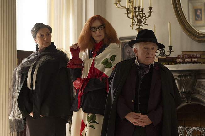 Myrtle Melon-Balls the Council's Eyes Out For Cordelia