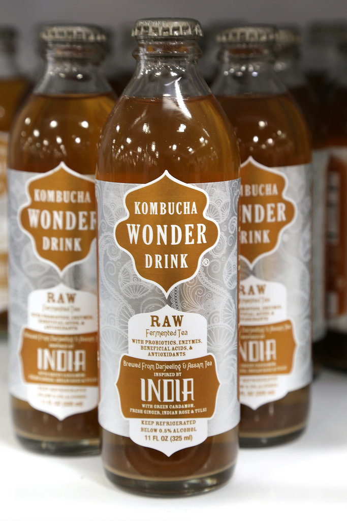 Best Tea: Kombucha Wonder Drink India