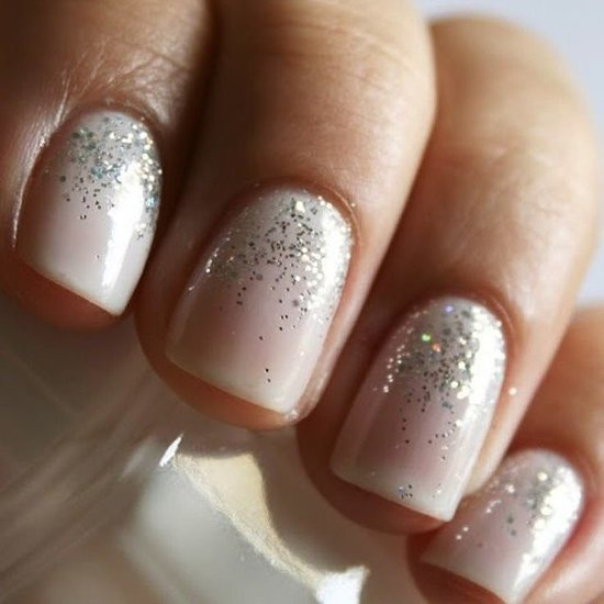 Prettiest Bridal Manicures on Pinterest
