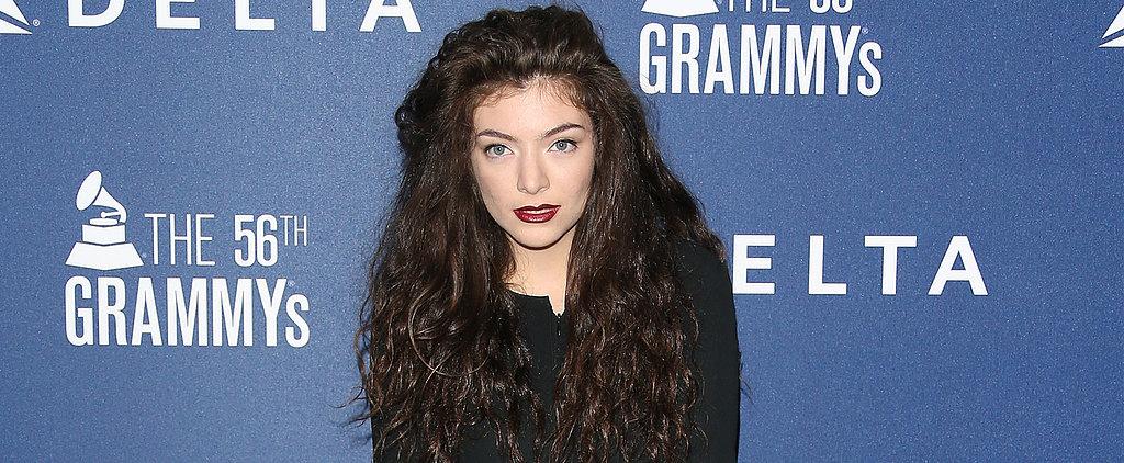 Lorde, LeAnn, and Hilary Prove Everyone Can Wear Dark Lipstick