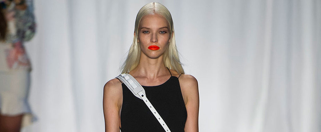 The Only Trick You Need to Ace the Orange Lip Trend