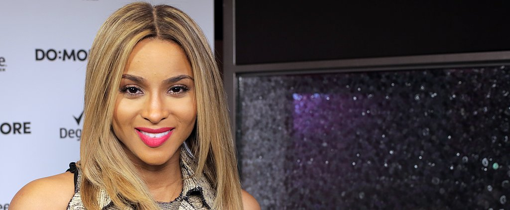 """Ciara's Pregnancy Style Philosophy? """"Baggy Is the New Sexy!"""""""