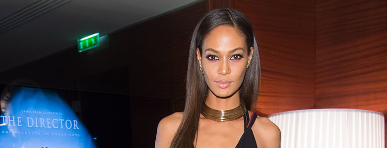 We Spy: Joan Smalls's Sexy Photo Shoot With Karl Lagerfeld!